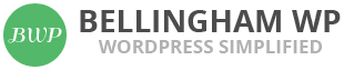 Bellingham WP: WordPress and Web Services Logo